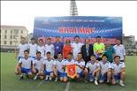 Khai mạc giải bóng đá CNVC - LĐ Công ty Điện lực Hải Dương năm 2018