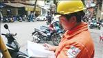 Hoàn thành chốt chỉ số công tơ sau khi điện tăng giá
